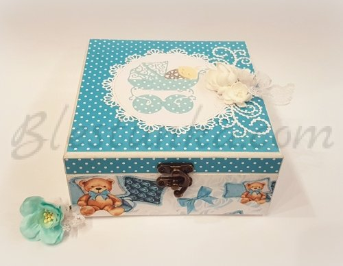Baby`s Treasures Box