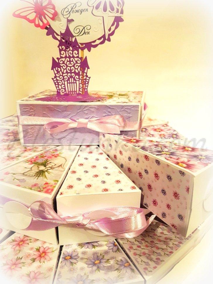 www.blestunka.com: Paper cake \