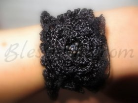 "Bracelet ""Black night"""