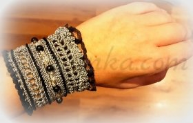"Bracelet ""Friday Night''"