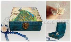 "Set ""Orient"" - a bracelet in box"