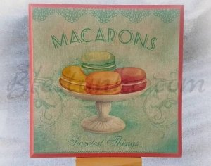 "Canvas ""Macarons"""