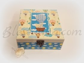 "Baby`s Treasures Box ""Sweet baby"" - traveler"