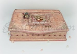 "A jewellery box ""Splendour"""