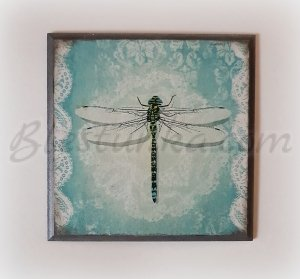 "Canvas ""Dragonfly"""