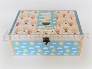 "Baby`s Treasures Box ""Sweet baby"" - traveler: big"