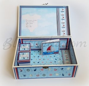 "Baby`s Treasures Box ""Marine adventure"" 2 - big"