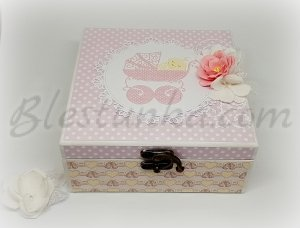 "Baby`s Treasures Box ""Sweet baby"""